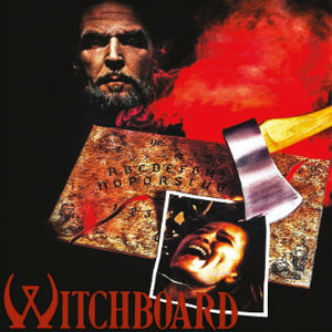 """DENNIS MICHAEL TENNEY Witchboard Soundtrack 7"""""""