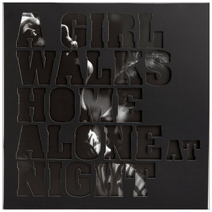 VA  A Girl Walks Home Alone At Night 2LP