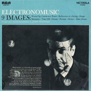 JOHN PFEIFFER Electronomusic / 9 Images CD-R