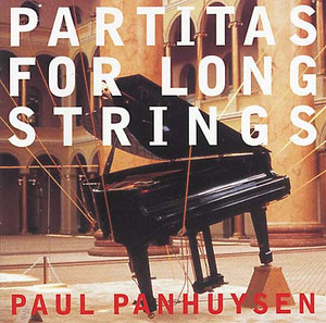 PAUL PANHUYSEN Partitas for Long Strings CD
