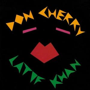 DON CHERRY & LATIF KHAN Music/Sangam LP