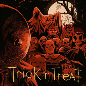DOUGLAS PIPES Trick 'R Treat (Original 2007 Score) 2LP