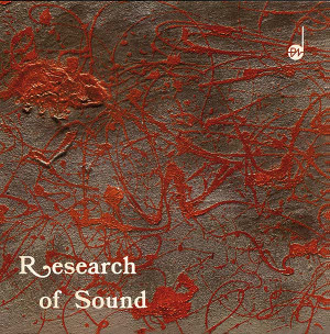 PUCCIO ROELENS Research of Sound LP