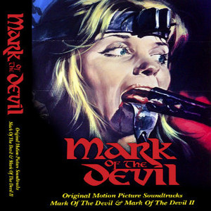MICHAEL HOLM Mark Of The Devil I & II (Original Motion Picture Soundtracks) CS