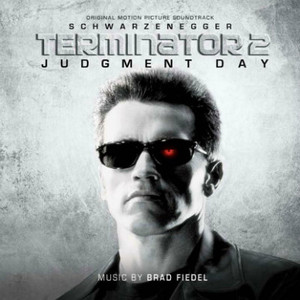 BRAD FIEDEL Terminator 2 Judgement Day 2LP