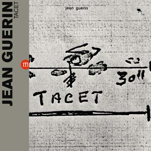 JEAN GUERIN Tacet (Gray Vinyl) LP