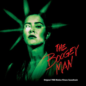 TIM KROG The Boogeyman (Original 1980 Motion Picture Soundtrack) LP