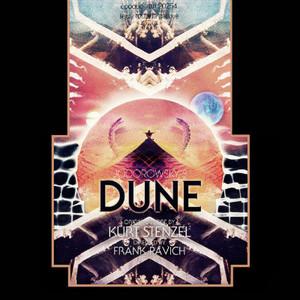 KURT STENZEL Jodorowsky's Dune Original Motion Picture Soundtrack 2LP