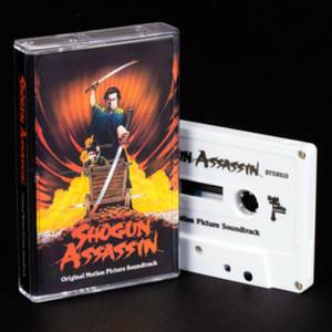 THE WONDERLAND PHILHARMONIC Shogun Assassin Original Motion Picture Soundtrack CS