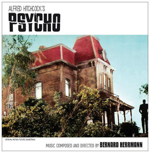 BERNARD HERRMANN Psycho (The Original Film Score) LP