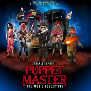 RICHARD BAND Puppet Master: The Music Collection LP