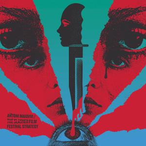 ANTONI MAIOVVI / SLASHER FILM FESTIVAL STRATEGY Split LP