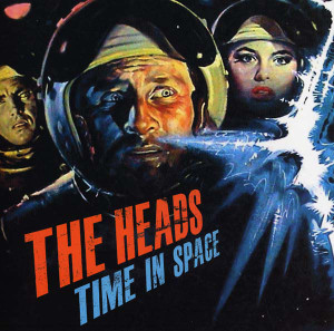 THE HEADS Time in Space 2LP