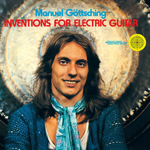 MANUEL GOTTSCHING Inventions for Electric Guitar LP