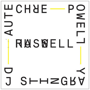 "AUTECHRE/POWELL/DJ STINGRAY Remix Russell Haswell 12"""