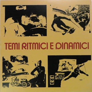 THE BRAEN'S MACHINE Temi Ritmici e Dinamici LP+CD