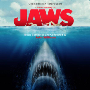 JOHN WILLIAMS Jaws (Original Motion Picture Soundtrack) LP