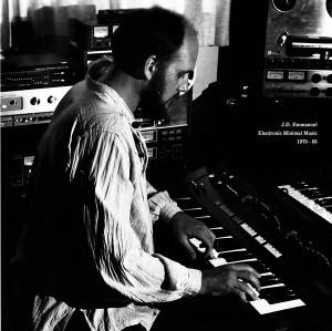 JD EMMANUEL Electronic Minimal Music 1979-83 3LP