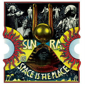 SUN RA Space Is The Place (Colored Vinyl) 2LP