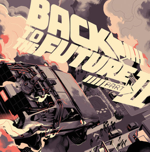 ALAN SILVERSTRI Back To The Future II 2LP
