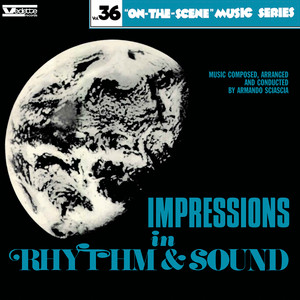 ARMANDO SCIASCIA Impressions In Rhythm And Sound LP RSD 2016