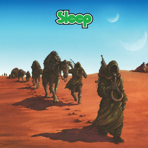 SLEEP Dopesmoker (Transparent Green Vinyl) 2LP