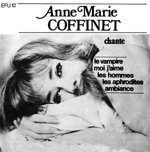 "ANNE-MARIE COFFINET Le Vampire 7"" RSD 2016"