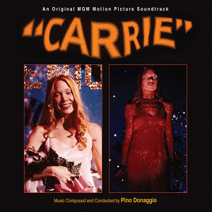 PINO DONAGGIO Carrie (Original Motion Picture Soundtrack) CD