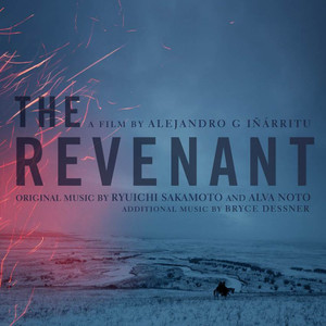 RYUICHI SAKAMOTO/ALVA NOTO The Revenant (Original Motion Picture Soundtrack) 2LP