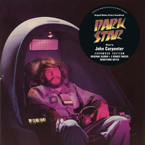 JOHN CARPENTER Dark Star (Original Motion Picture Soundtrack - Expanded & Remastered) CD