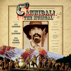TREY PARKER Cannibal! The Musical LP
