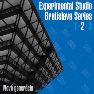 VA Nová Generácia: Experimental Studio Bratislava Series 2 LP+CD