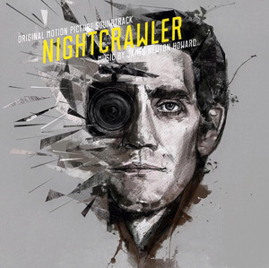 JAMES NEWTON HOWARD ‎Nightcrawler (Yellow Vinyl) LP