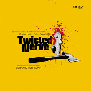 BERNARD HERRMANN Twisted Nerve: Super Deluxe Edition (Yellow) LP