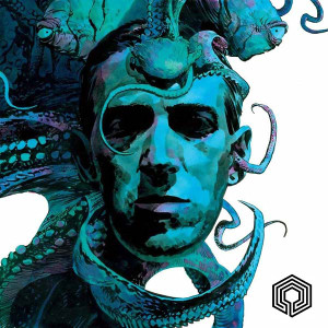THE DUKE ST WORKSHOP WITH LAURENCE R HARVEY: Tales of H.P. Lovecraft LP