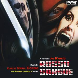 CARLO MARIA CORDIO: Rosso Sangue CD