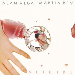 SUICIDE: Alan Vega Martin Rev LP