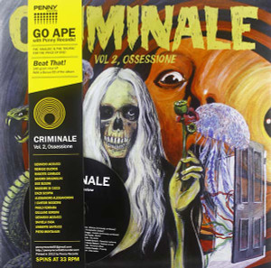 VA: Criminale Vol. 2 - Ossessione LP+CD