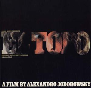 ALEJANDRO JODOROWSKY: El Topo (Original Motion Picture Soundtrack) LP