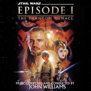 JOHN WILLIAMS: Star Wars Episode I: The Phantom Menace (Original Motion Picture Soundtrack) 2LP