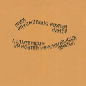 INTERSYSTEMS: Free Psychedelic Poster Inside LP