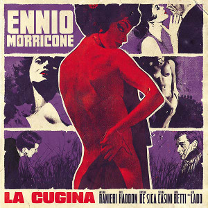 ENNIO MORRICONE: La Cugina LP