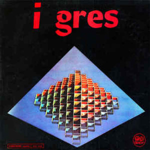 I GRES: I Gres Vol. 2 LP