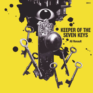 "ALI RENAULT: Keeper Of The Seven Keys 12"""