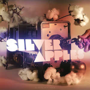 SILVER APPLES: Clinging To A Dream (Color Vinyl) 2LP