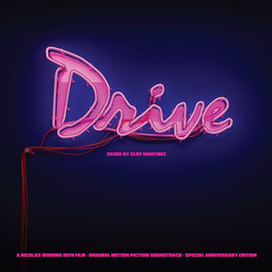 CLIFF MARTINEZ: Drive (Original Soundtrack) 2LP
