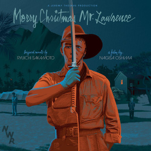 RYUICHI SAKAMOTO: Merry Christmas, Mr. Lawrence (Original Motion Picture Soundtrack) LP
