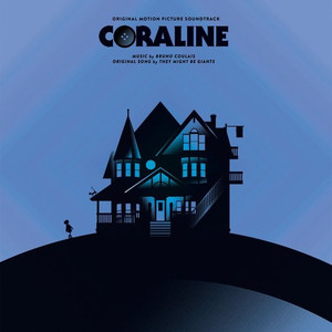 BRUNO COULAIS: Coraline (Original Soundtrack) 2LP