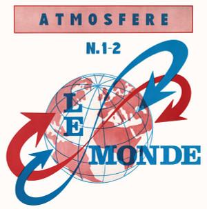 DAVID H. KIMBALL (PEYMONT): Atmosfere N. 1-2 2LP