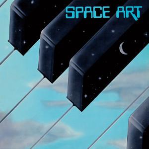 SPACE ART: Space Art LP+CD